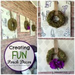 Creating Fun Porch Decor