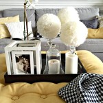 Winter Decorating (in 4 easy steps)