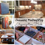 January #30DayFlip Challenge – Organization Hack Round Up