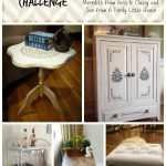 March Furniture Flip Challenge – #30DayFlip Round-Up