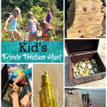 Kid's Pirate Treasure Hunt
