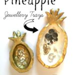 DIY Pineapple Jewellery Trays