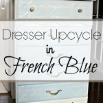 Dresser Upcycle in French Blue