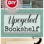 Upcycled Bookshelf