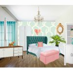 Girls Bedroom Makeover – Week 2 – One Room Challenge™