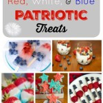 July 4th Patriotic Treats
