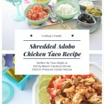 Shredded Chicken Taco Recipe