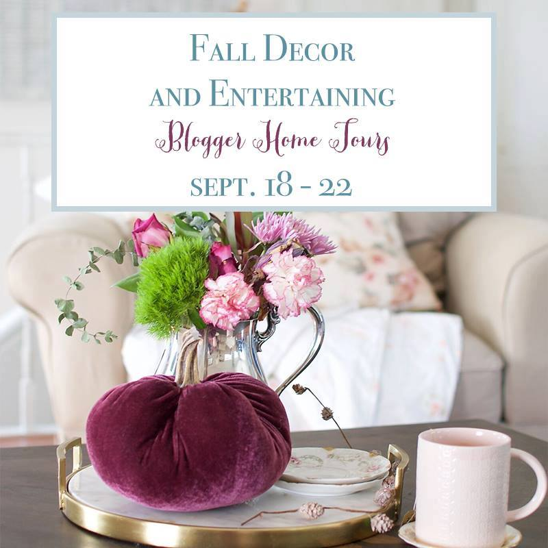 Fall Home Tour Series 2017