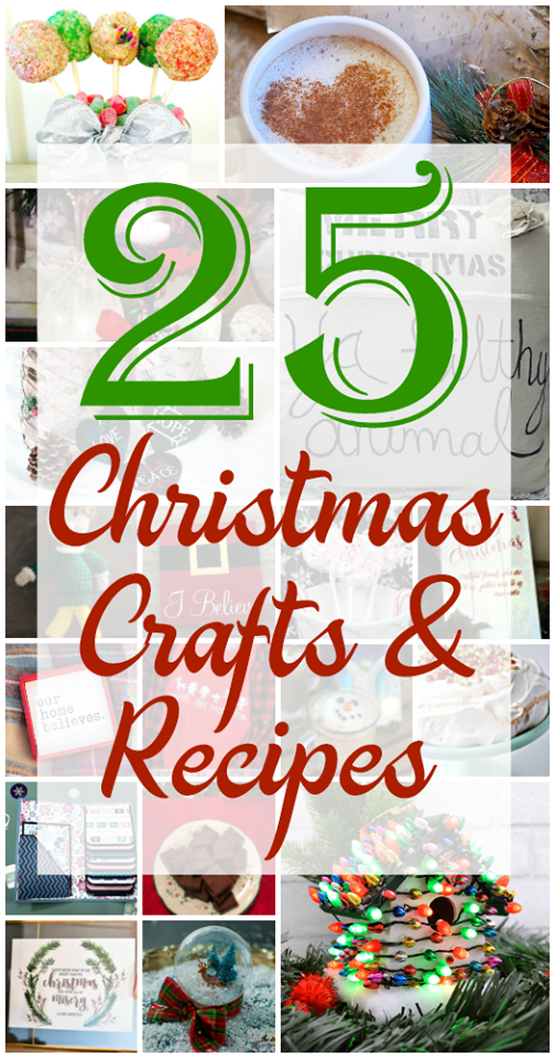 Christmas ideas and Crafts inspired by Christmas movies