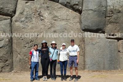 Saqsayhuaman -Inca Wall - Apurimac adventures