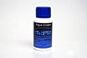 aqua crobe antibacterias patógenas
