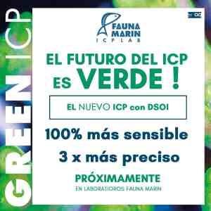 SpectroGreen ICP Fauna Marin