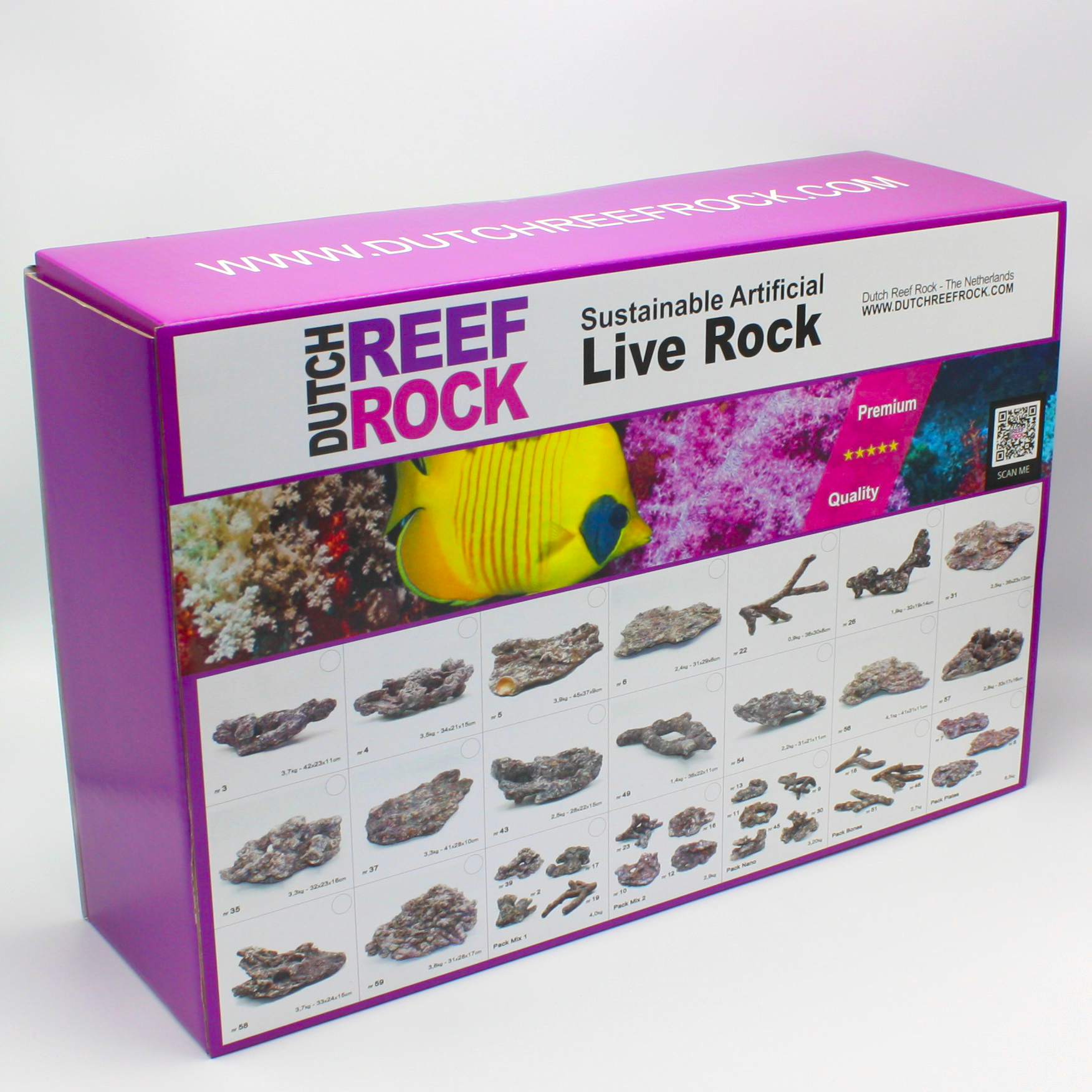 rocas para tu proyecto marino, Rocas ideales para tu proyecto marino