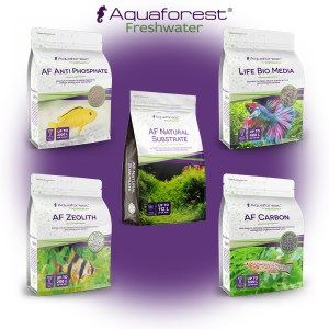 Freshwater Aquaforest nuevos productos, Nuevos productos Aquaforest Freshwater