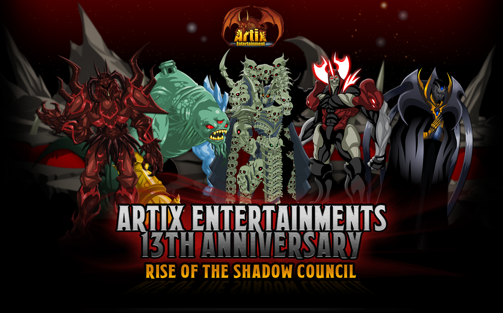 Rise of the Shadow Council
