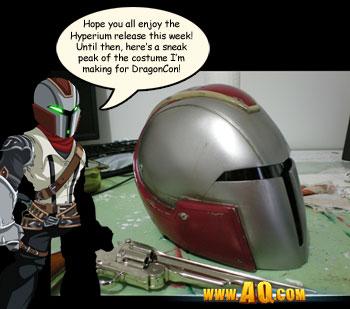 Cosplay J6 é DragonCon