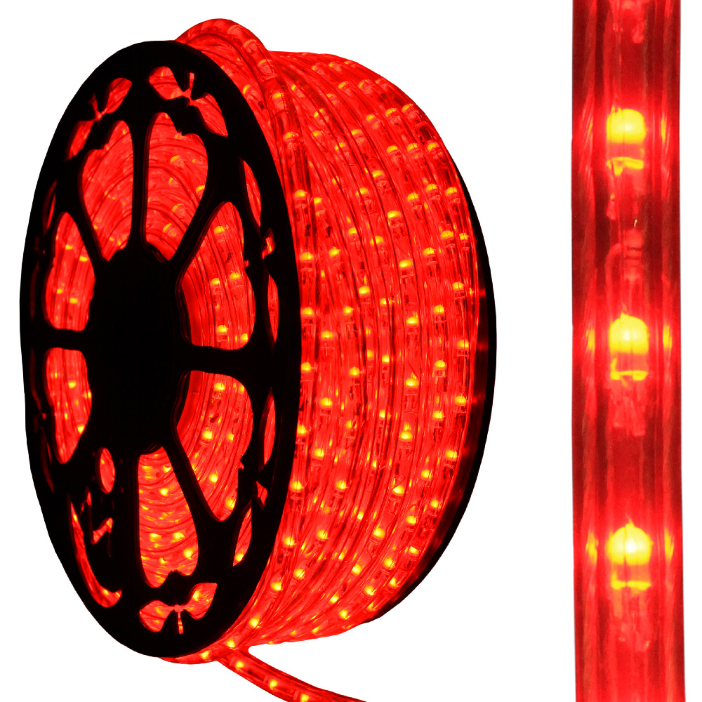 Red Led Rope Lights