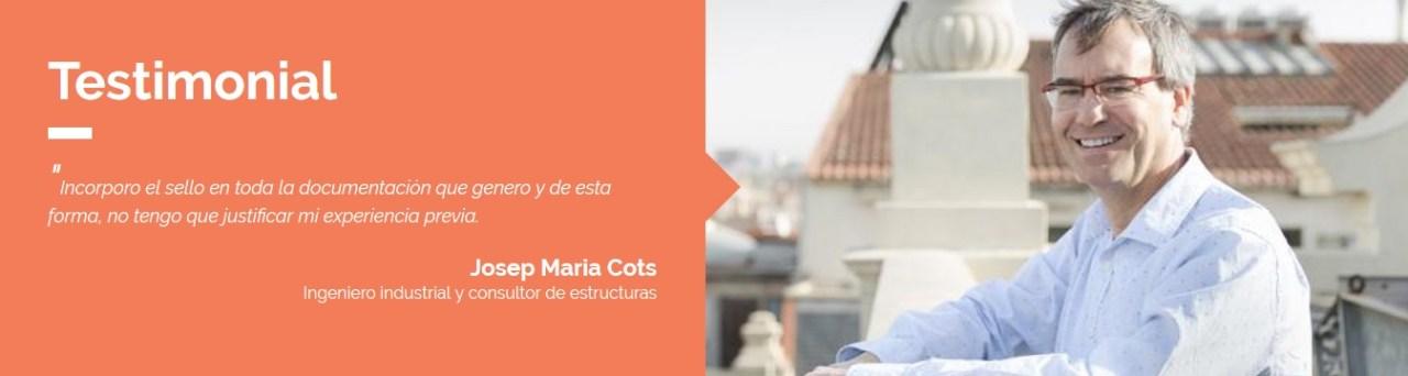 MVE Josep Maria Cots ESP