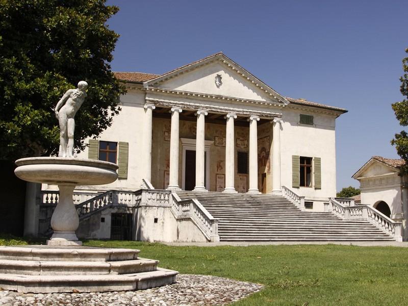 Villa Badoer  Fratta Polesine  AQUA