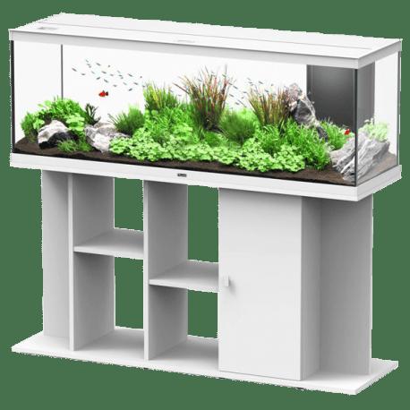 aquarium aquatlantis style led 150 blanc tout equipe 296 litres
