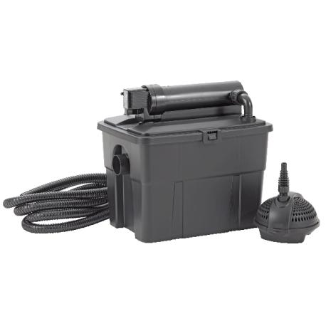 pontec multiclear set 8000 filtre uv pompe pour bassin
