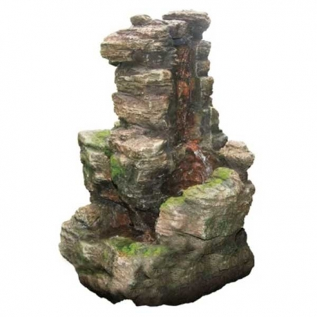 ubbink chios fontaine de jardin h 58 x 47 x 32 cm livraison comprise