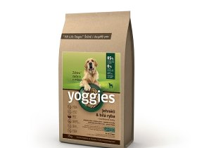 Yoggies M/L Lamb & White Fish 15kg