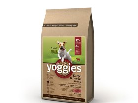 Yoggies M/L Chicken & Beef 15kg