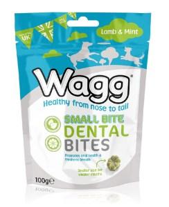 Wagg Dental Small Bites Lamb&Mint 100g