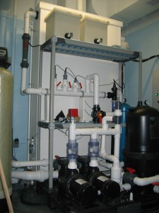 Dalhousie University Central filtration system