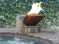 Corinthian - Fire and Water Pots - Products - Aqua-Blue ...