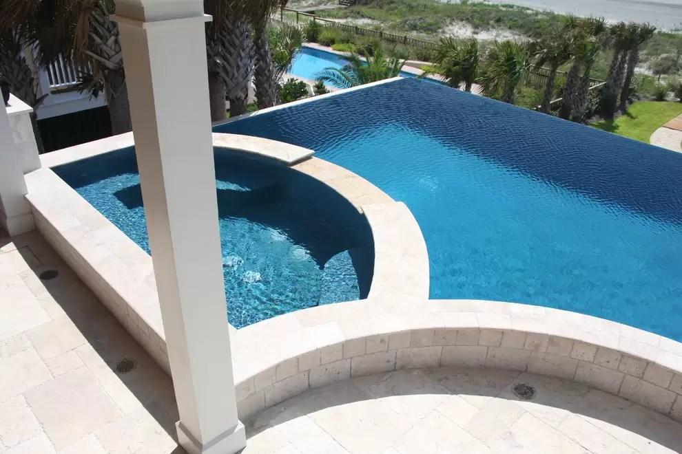 Swimming Pool in Isle of the Palms SC  Aqua Blue Pools