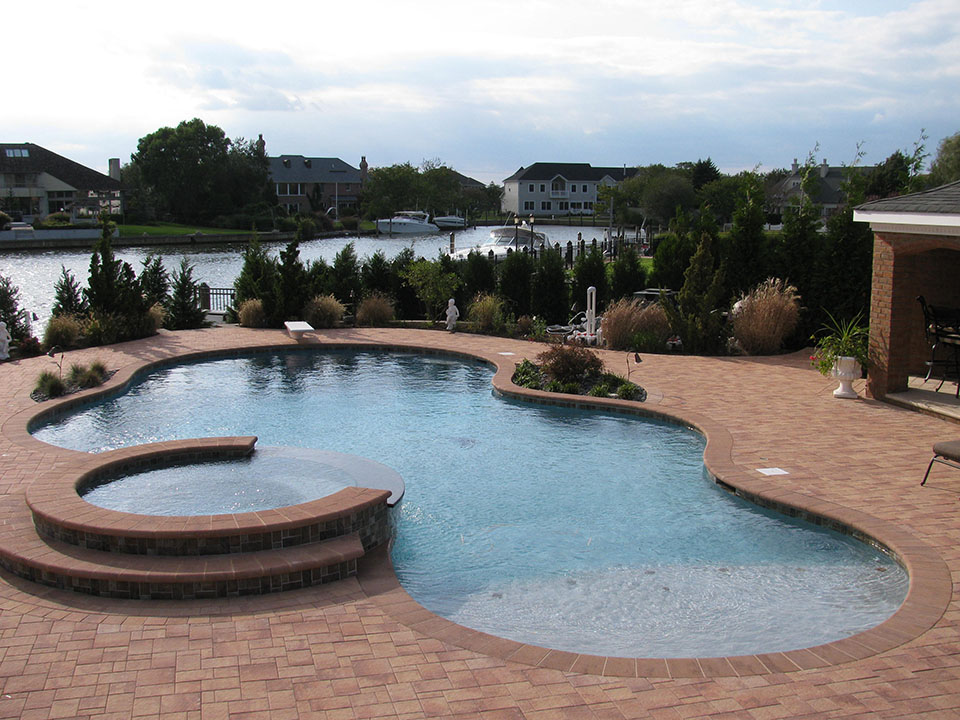 Long Island Pools Installed  Service  Aquacade Pools