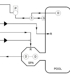 jacuzzi piping diagram electrical wiring diagram jacuzzi piping diagram [ 1751 x 783 Pixel ]
