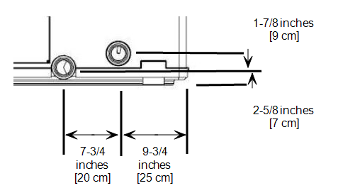 Water Connections to Heat Pump
