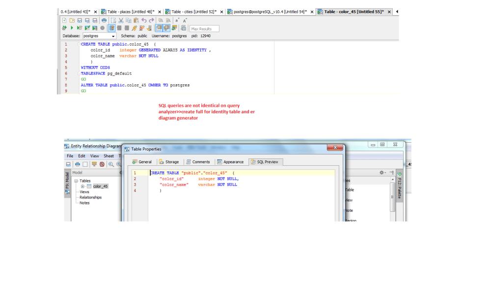 medium resolution of  15541 support for postgresql version 10 4 aqua data studio