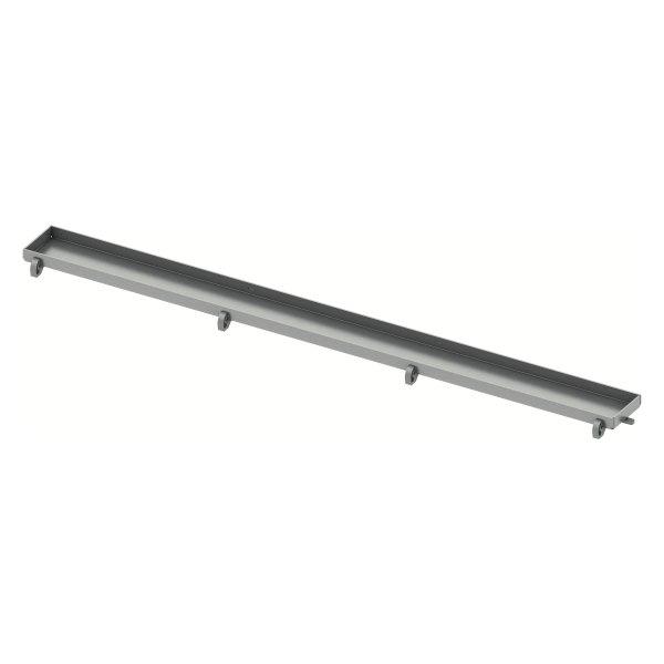"""TECEdrainline 600770 Основа под облицовку плиткой """"plate"""", 700 мм, нержавеющая сталь (для TECEdrainline 600700)"""