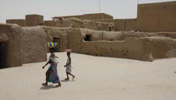 Village au Mali