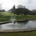 Pond restoration at KGC Complete