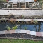 Ponds restored, refreshed, re-built and re-invigorated by Aquaflora Landscapes of Bristol