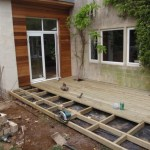 Decking in Bath