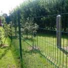 clôture-jardin