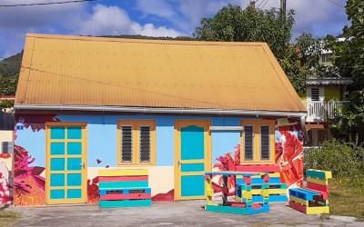 Février aux Antilles, le journal de la sortie à Saint-Pierre de la Martinique