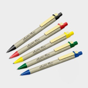 Storia Pen with Flat Clip