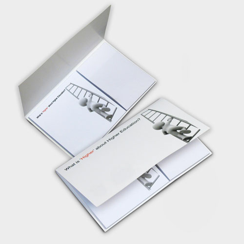 Covered Sticky Note Books A7 (100 x 75mm) – Recycled
