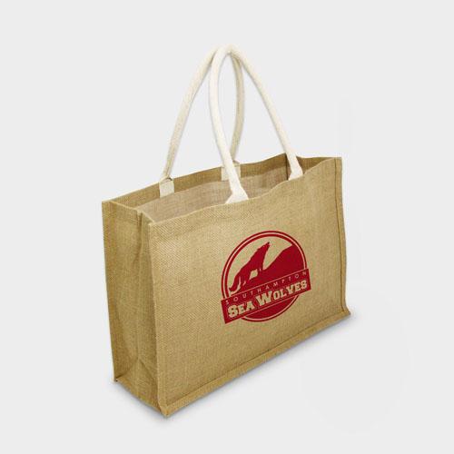 York Large Jute Bag
