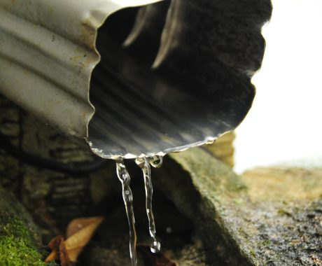 Protect Against Unwanted Foundation Water With AquaGuard Gutter