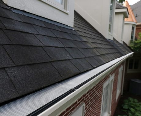 AquaGuard Gutter For Steep Pitched Roofs