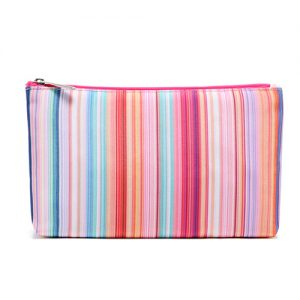 Brightly coloured misc pouch