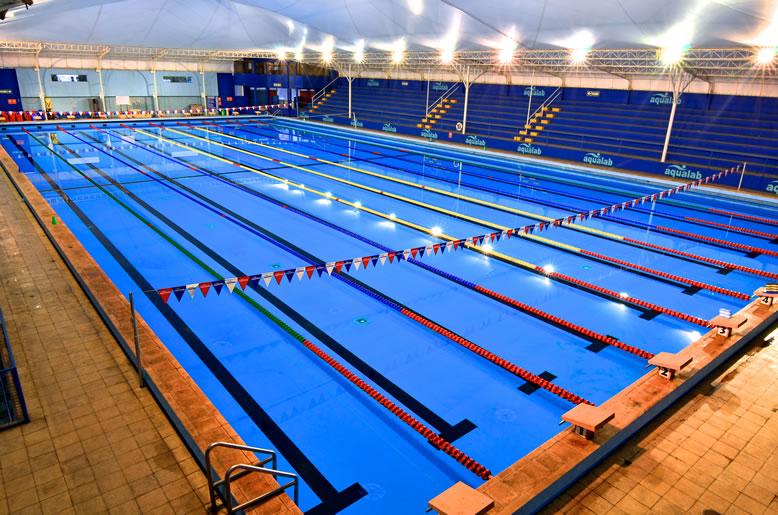 Piscina Olimpica Y Semiolimpica Medidas